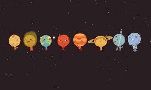 Казахстан: Парад планет в январе