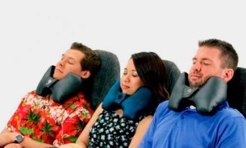 США: Незаменимая подушка для любого туриста